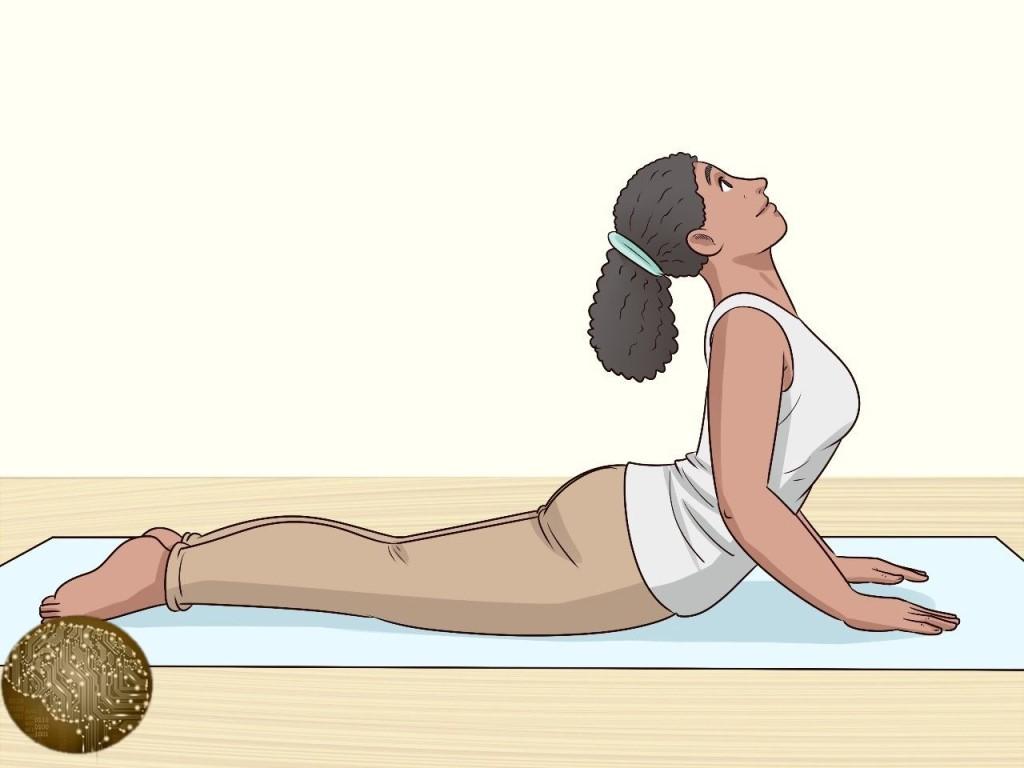 Как держать спину прямо