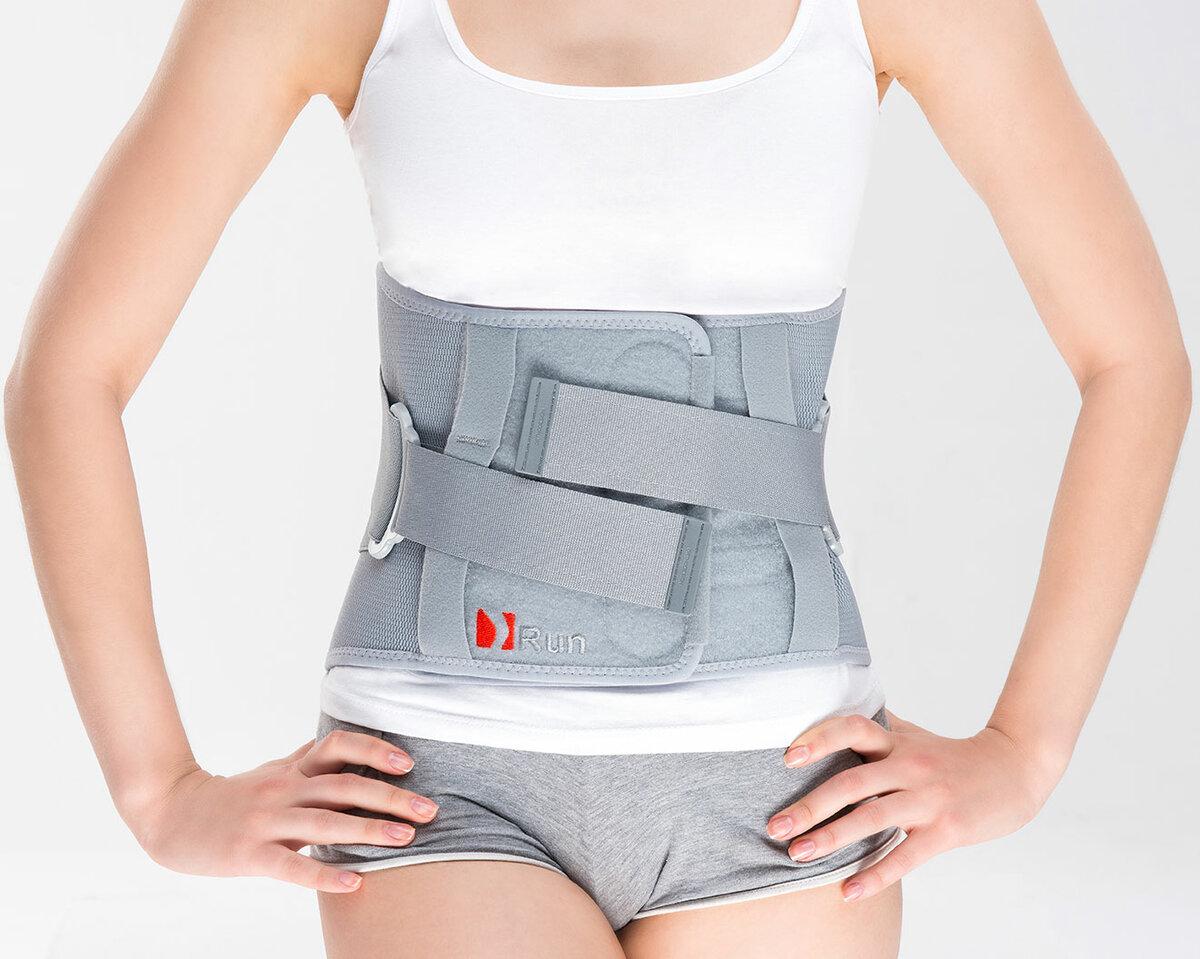 Какие бывают ортопедические бандажи, пояса и корсеты для спины?