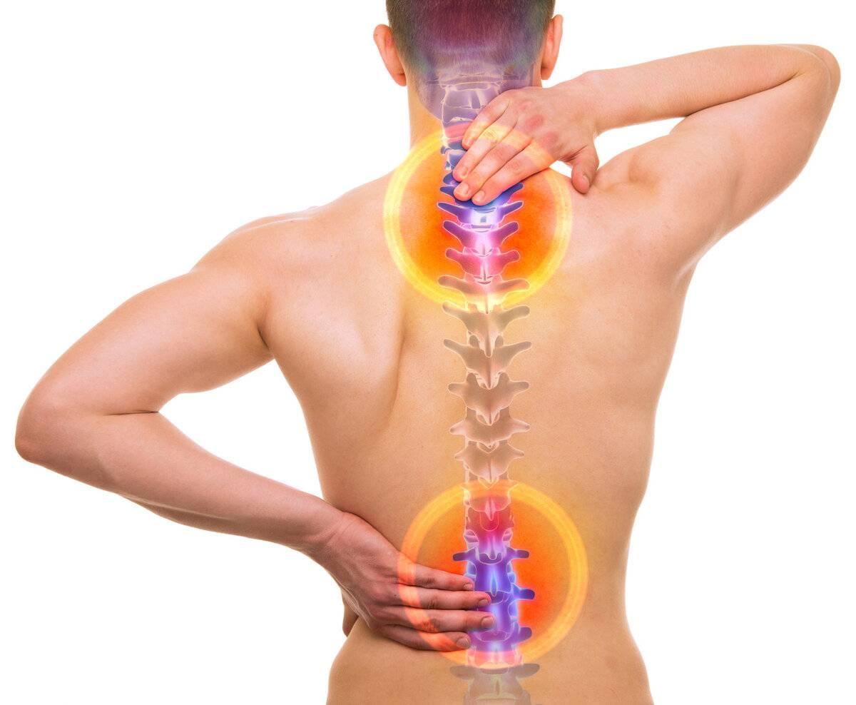Как снять воспаление и боль при остеохондрозе?