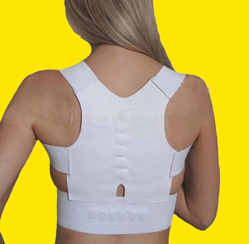 Как выбрать корсет для спины от сутулости