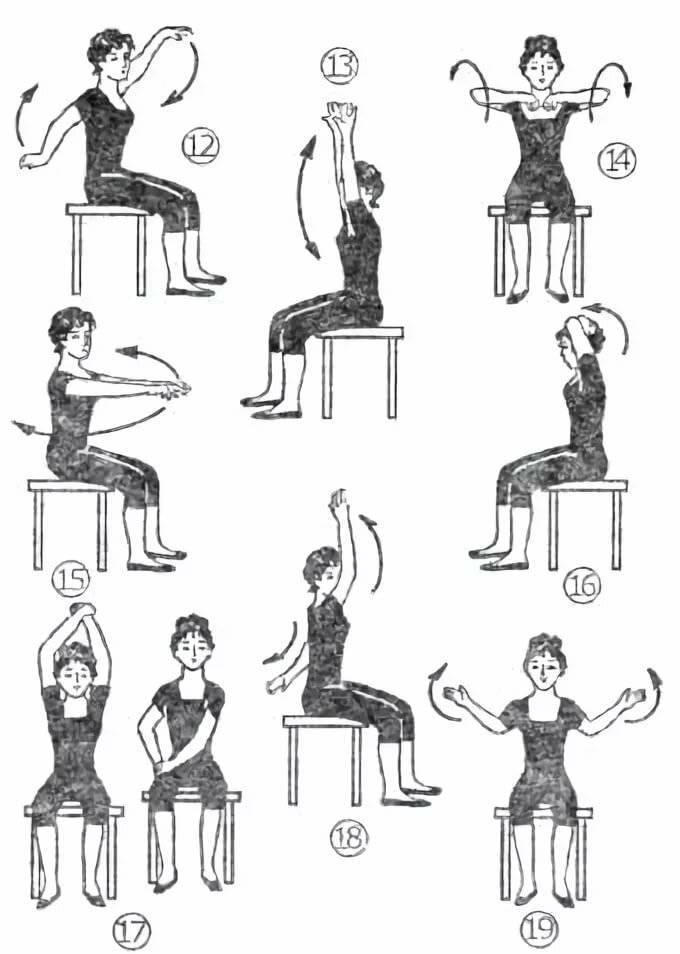Упражнения при остеохондрозе пояснично-крестцового отдела