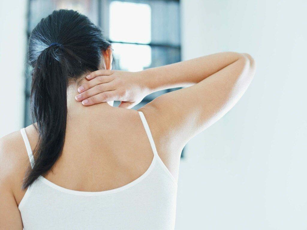 Шея - упражнения и тренировка шейных мышц