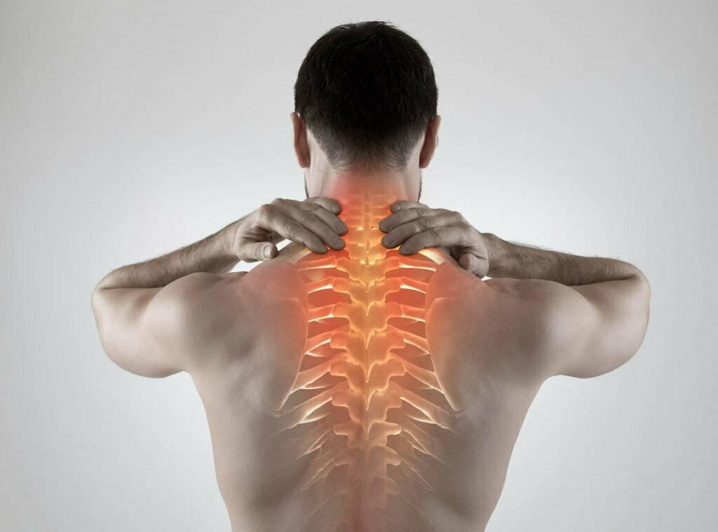 Удушье при остеохондрозе грудного отдела позвоночника