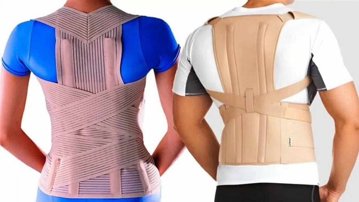Корсет для спины: виды, показания и противопоказания. как правильно выбрать и носить корректор осанки