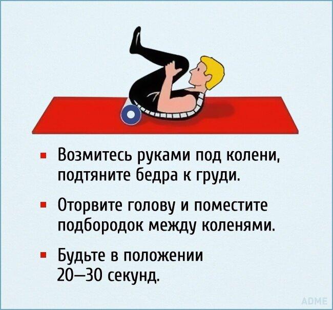 Комплекс упражнений для красивой осанки