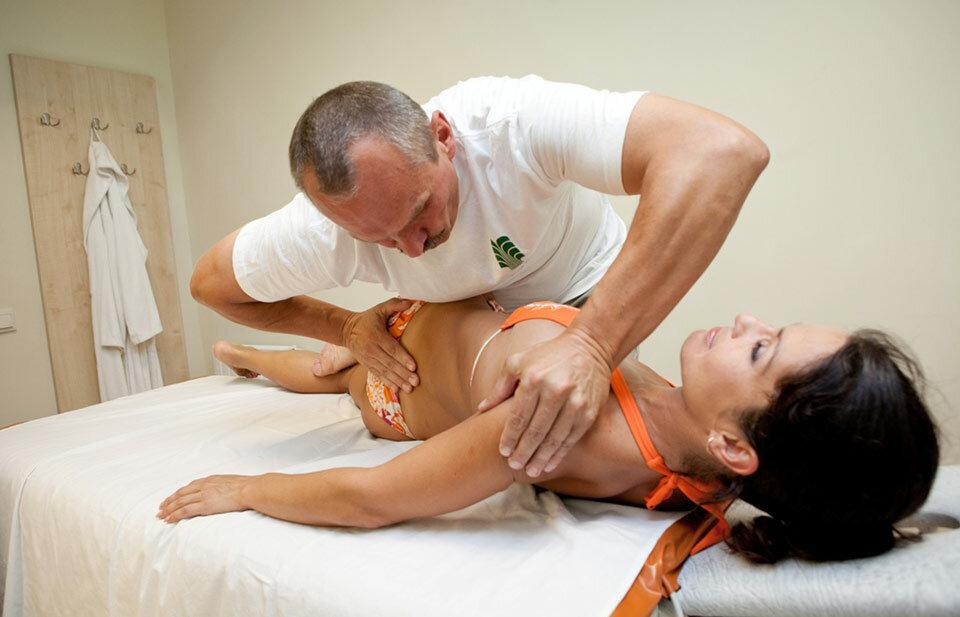 Опасно ли делать массаж при грыже позвоночника
