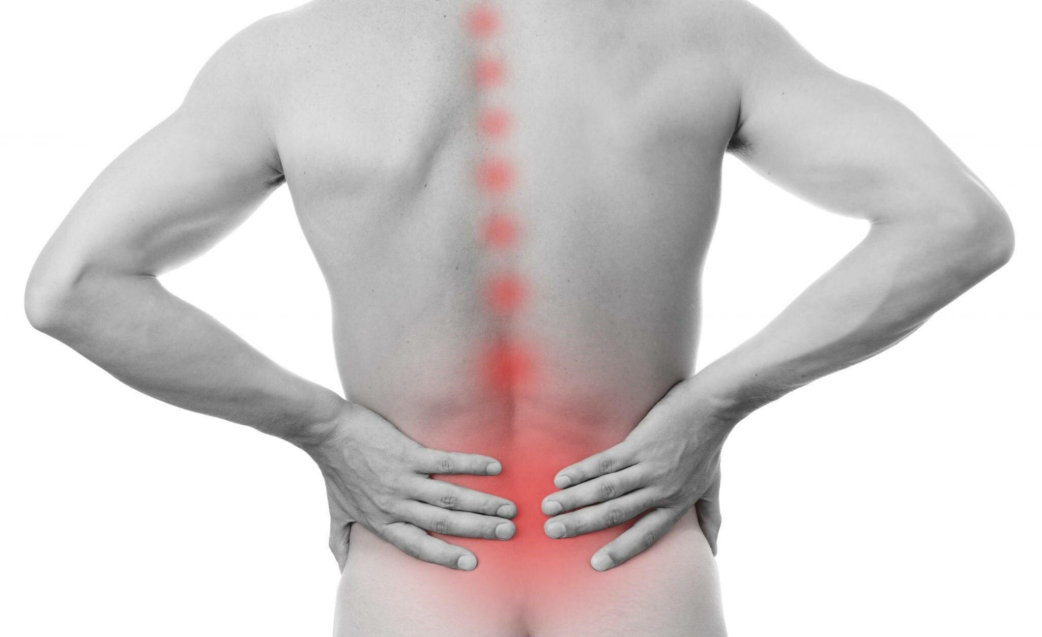 Боль в пояснице: причины, признаки, симптомы, лечение — симптомы