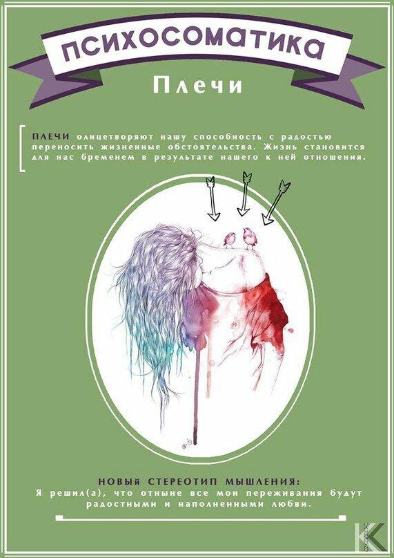 Психосоматика – шея болит, причины, что делать, луиза хей