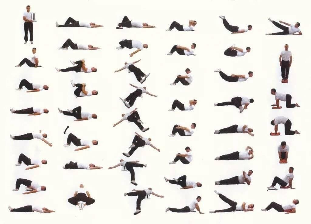 Грыжа поясничного отдела позвоночника: полезные и вредные упражнения