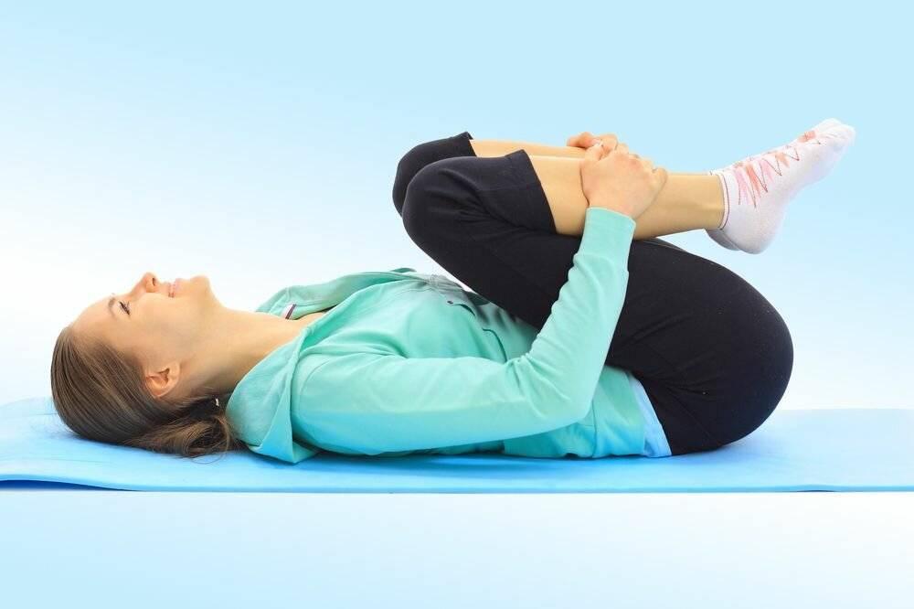 Болит спина? 3 упражнения для расслабления мышц
