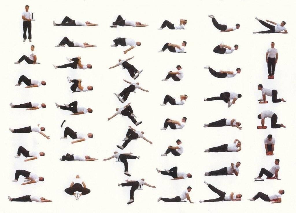 Лечебная физкультура при болях в спине: по дороге к здоровью